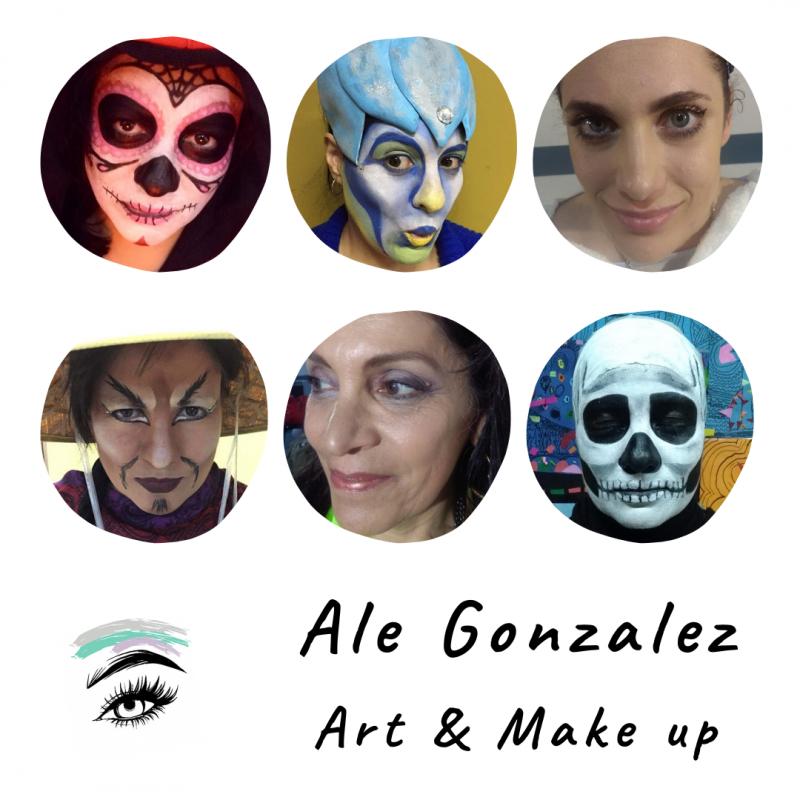 Trabajos de Alejandra Gonzalez
